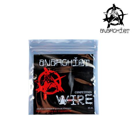 Foto Produk Anarchist Wire 100% Authentic USA - Premium Vape Wire USA by @OHMBOYOC - 24GA dari JakartaVapers