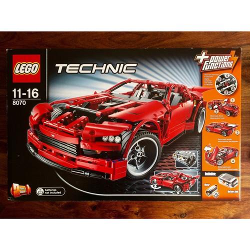 Foto Produk Lego 8070 Power Function Super Car dari Science Kid Toys