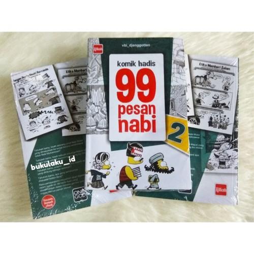 Foto Produk Komik Anak Islam Komik Hadis 99 Pesan Nabi Jilid 2 dari bukulaku.id
