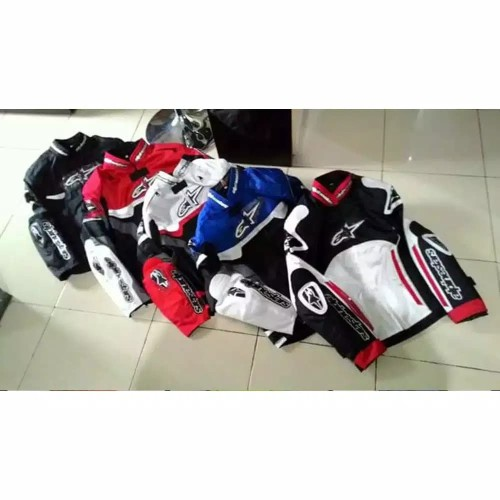 Foto Produk JAKET ALPINESTAR TOURING dari connecting