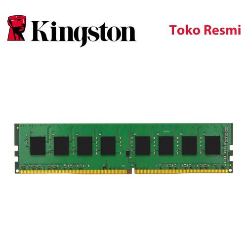 Foto Produk Kingston RAM DIMM KVR24N17S8/8 8GB DDR4 2400MHz Non-ECC dari Kingston Official Store
