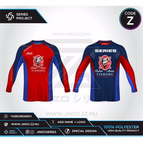 Foto Produk Jersey Custom Mancing Z dari Jersey Series