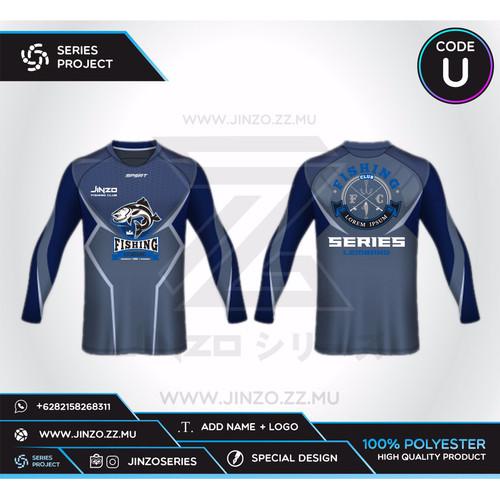 Foto Produk Jersey Custom Mancing U dari Jersey Series