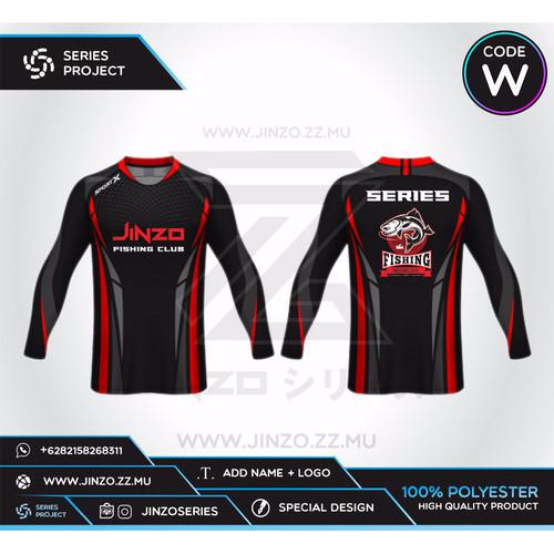 Foto Produk Jersey Custom Mancing W dari Jersey Series