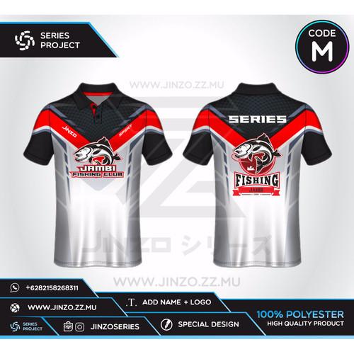 Foto Produk Jersey Custom Mancing M dari Jersey Series