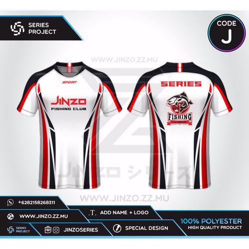Foto Produk Jersey Custom Mancing J dari Jersey Series