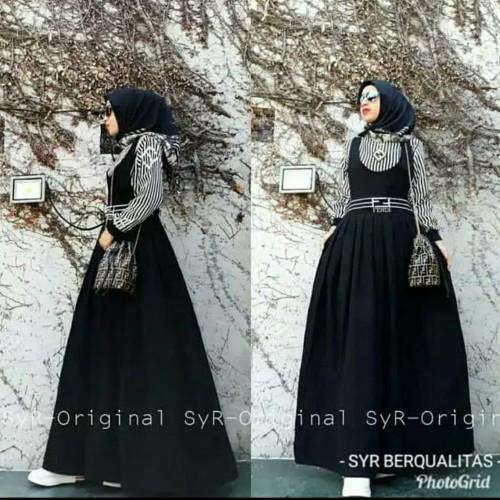 Foto Produk Baju Pakaian Busana Muslim FENDI Setelan Wanita Terbaru Termurah dari Zy's Distro