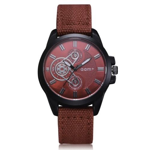 Foto Produk ( New Trend ) Jam Tangan Quartz Casual Sport untuk Bisnis dari presbytiscristata shop