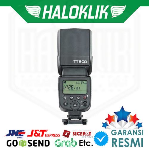 Foto Produk Godox Thinklite Camera Flash TT 600 TT600 dari Haloklik