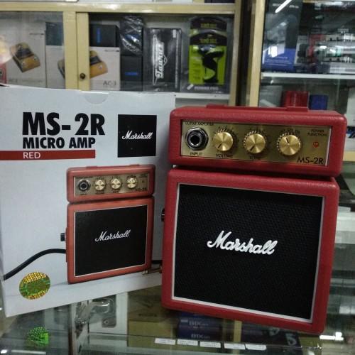 Foto Produk Marshall MS-2R Micro Amp dari Chics Musik Store