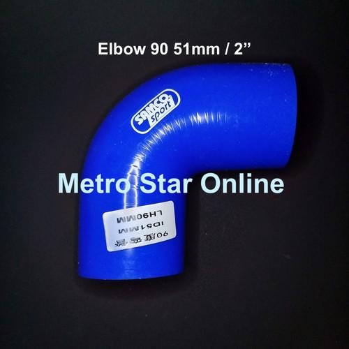 "Foto Produk Samco Elbow 90 2"" dari Metro Star Online"