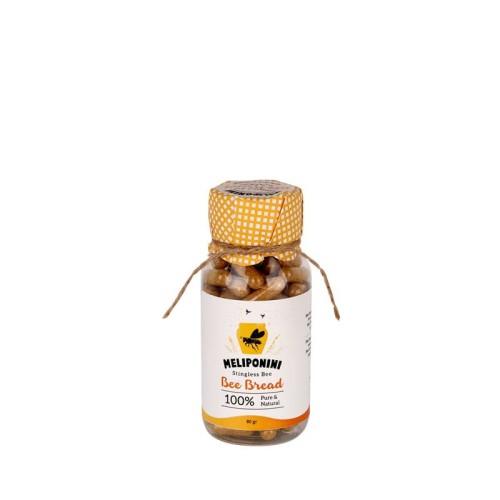Foto Produk Meliponini - Bee Bread - Roti Lebah - 100 Capsule dari Jagapati