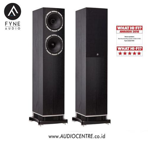 Foto Produk Fyne Audio F501 - FYNE AUDIO / Floorstanding Speaker dari Audio Centre Official