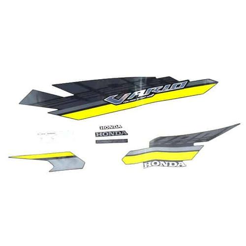 Foto Produk Sticker Body Kanan Black Yellow – Vario 125 eSP dari Honda Cengkareng