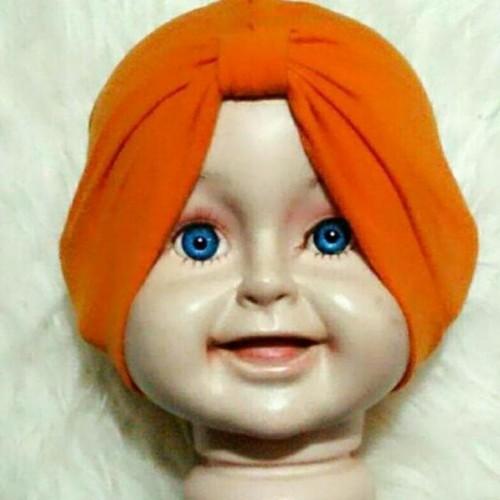 Foto Produk Dijual Turban Bayi Polos ( Tanpa Jilbab) - Jb003 Terlaris dari Septiani Dwi Kartika sho