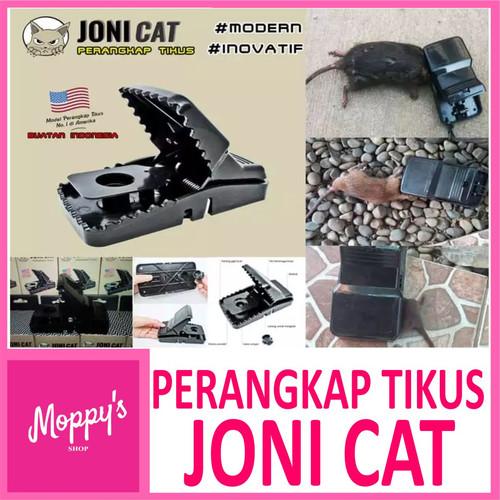 Foto Produk Joni Cat Perangkap Tikus Lbh bgs dari Pengusir tikus atau racun tikus dari MOPPYMYSHOP