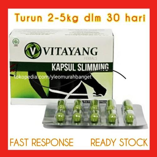 Foto Produk Vitayang Slimming Capsule dari yleo_murah