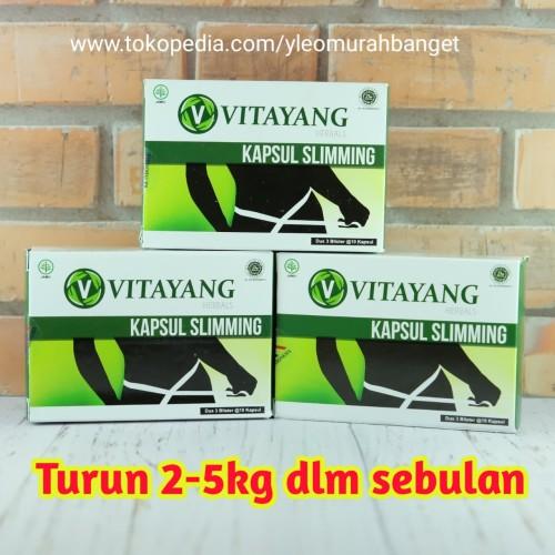 Foto Produk Vitayang Slimming Capsule 3 box dari yleo_murah