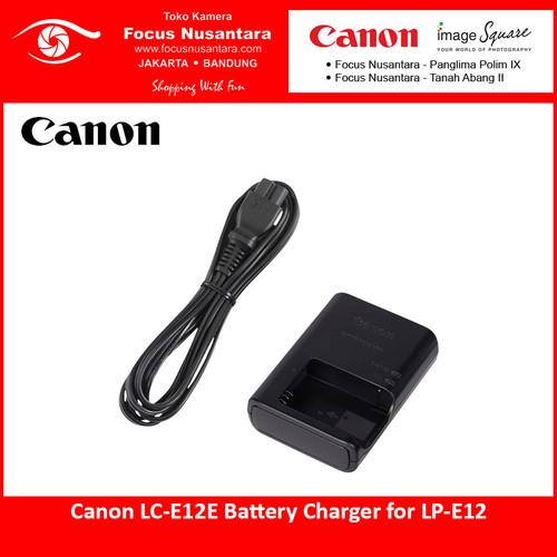Foto Produk Canon LC-E17E Battery Charger for LP-E17 dari Focus Nusantara
