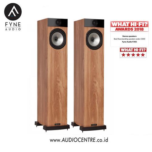 Foto Produk Fyne Audio F302 - FYNE AUDIO / Floorstanding Speaker dari Audio Centre Official