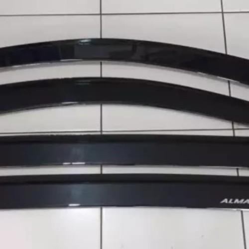 Foto Produk Talang Air Wuling Almaz Slim Berkualitas dari Auto BDO Berkat Doa Ortu