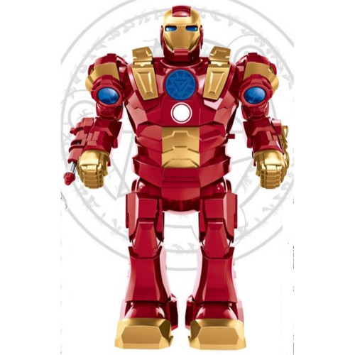 Foto Produk Mainan Anak Laki Laki - Robot Iron Man Ironman 3 Avengers Marvel dari EAZYTOYS