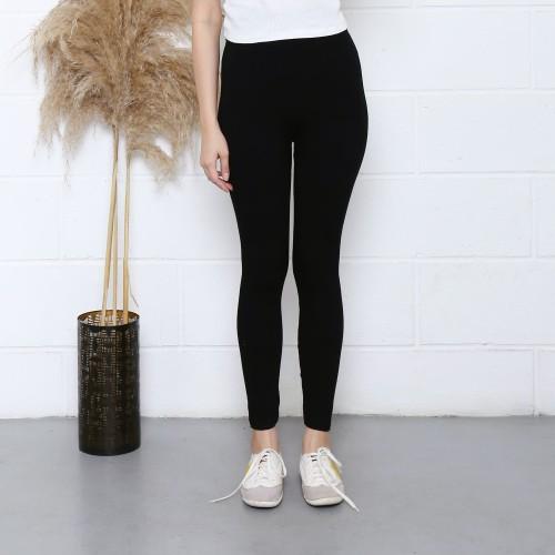 Foto Produk Less4More Basic Legging - Grey dari Less for More