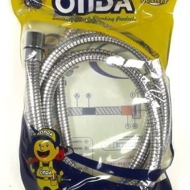 Foto Produk Selang Shower / Selang Mandi / Hose Fleksibel Onda 1.5 mtr dari J'tris Shop