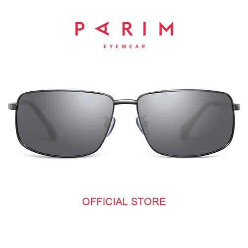 Foto Produk Parim / Kacamata Hitam Pria / Sunglasses / Dark Grey / 11028 G1 dari Parim Official Store