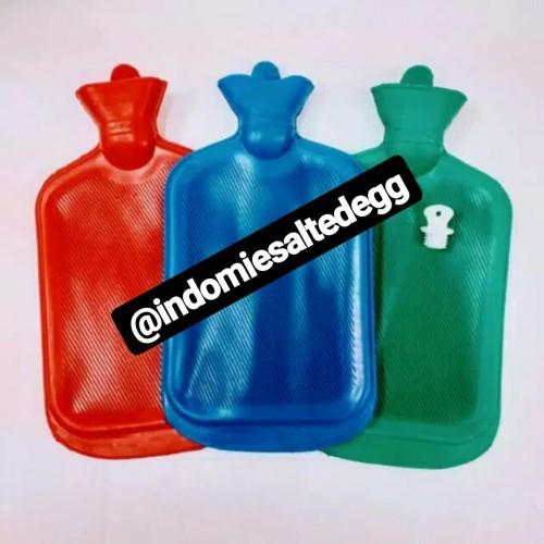 Foto Produk Resources - Hot water bag / Kantong Kompres air panas Import dari indomiesaltedegg