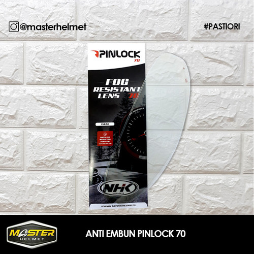 Foto Produk ANTI EMBUN PINLOCK 70 dari Master Helmet