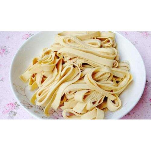 Foto Produk Tahu kering Tipis Doupi Dou Pi Beancurd 1 Bungkus isi 500 g dari Healthy By Tasty