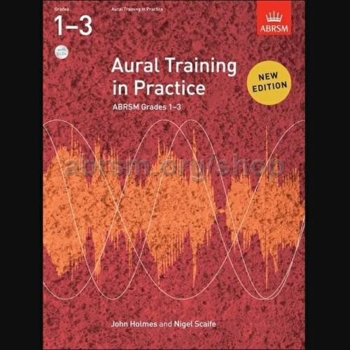 Foto Produk Aural Training in Practice, ABRSM Grades 123, with 2 CDs dari WoodenBox