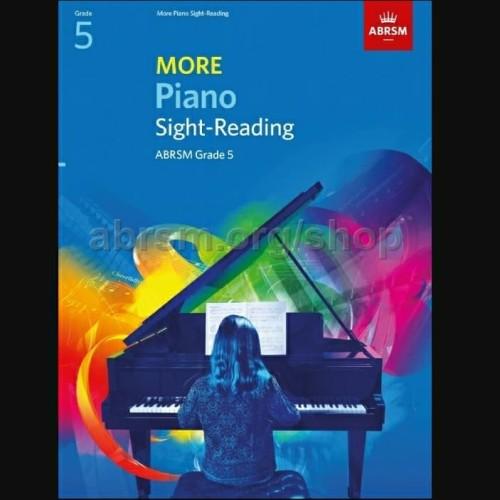 Foto Produk More Piano Sight Reading Grade 5 ABRSM dari WoodenBox