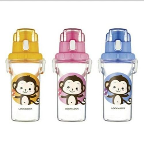 Foto Produk lock n lock kids bottle botol minum anak lock&lock 600ml 600 ml - Biru dari CarissaChayra