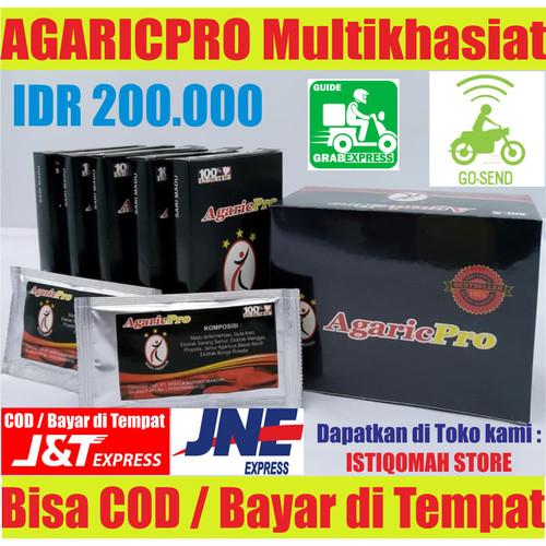 Foto Produk AgaricPro Obat Herbal Stroke, Darah Tinggi, Asam Urat, Kanker, dll dari Istiqomah-Store