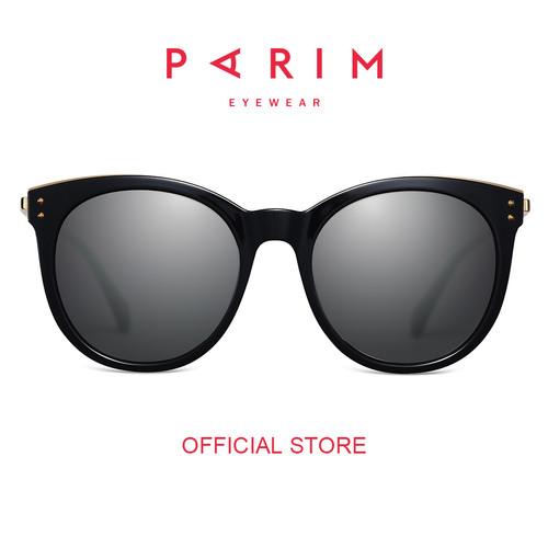 Foto Produk Parim / Kacamata Hitam Pria / Sunglasses / Black Charcoal / 11035 B2 dari Parim Official Store