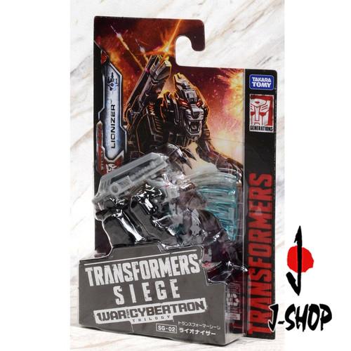 Foto Produk Transformers SG-02 Lionizer dari J-SHOP INDONESIA