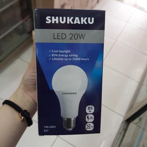 Foto Produk Lampu Bohlam LED Philips Shukaku 20 Watt Putih/Cool Daylight 20w dari Natz