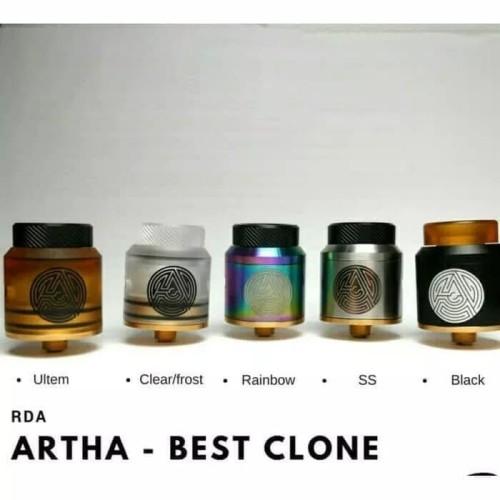 Foto Produk RDA ARTHA 24 MM Best kuality Clone dari khanif asesoris