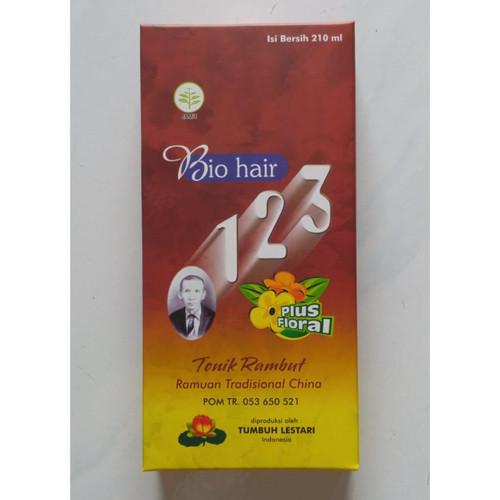 Foto Produk Bio Hair 123 Biohair 123 HairTonik Perawatan Rambut Tradisional Coklat dari lemonlime