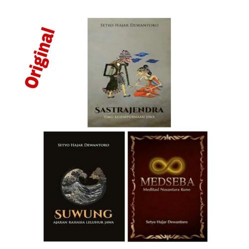 Foto Produk Paket 3 Buku Suwung Medseba & Sastrajendra Setyo Hajar Dewantoro dari Showroom Books