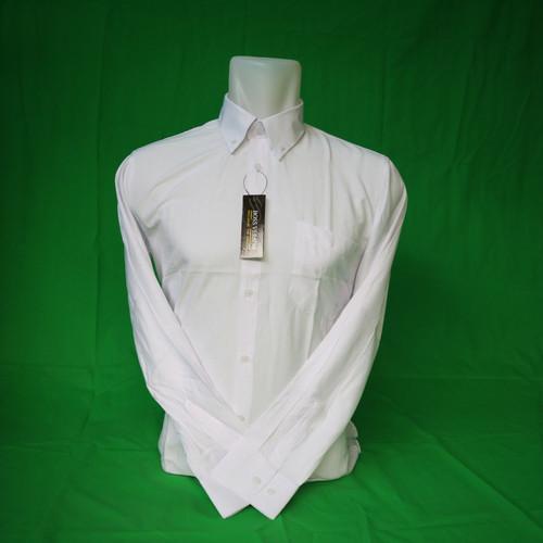 Foto Produk Kemeja Putih Pria Tangan Panjang Boss Versini - M dari Bunda Wulan Shop