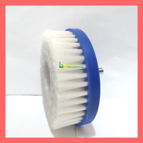 Foto Produk Sikat Mata Bor Nylon Laundry Sikat Matabor Laundry Premium dari Bos Pengering