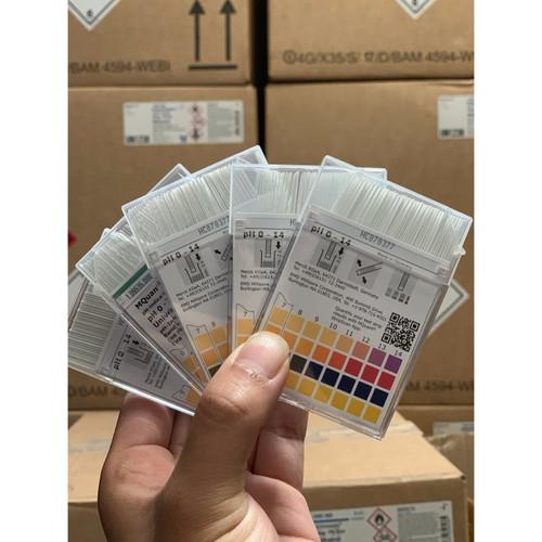 Foto Produk Kertas Lakmus pH 0-14 Merck (Universal Indicator) dari PT Anugerah Sri Rejeki