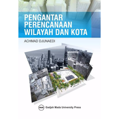 Foto Produk Pengantar Perencanaan Wilayah dan Kota dari UGM Press Online