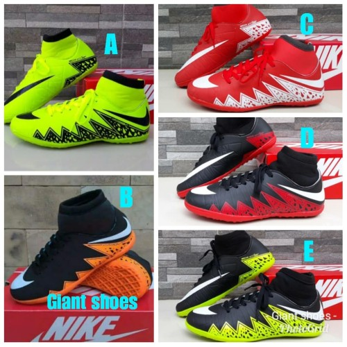 Foto Produk SEPATU FUTSAL NIKE HYPER VENOM ANAK DAN DEWASA - Gbr A, 34 dari sepatu sport 123