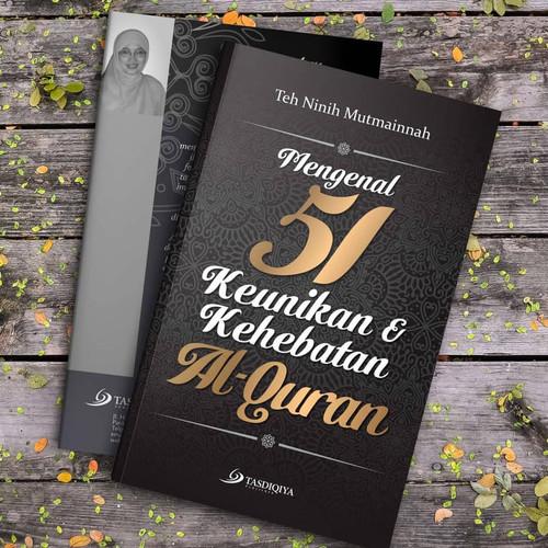 Foto Produk Buku Mengenal 51 Keunikan Dan Kehebatan Al-Quran - Teh Ninih dari smarttauhiid