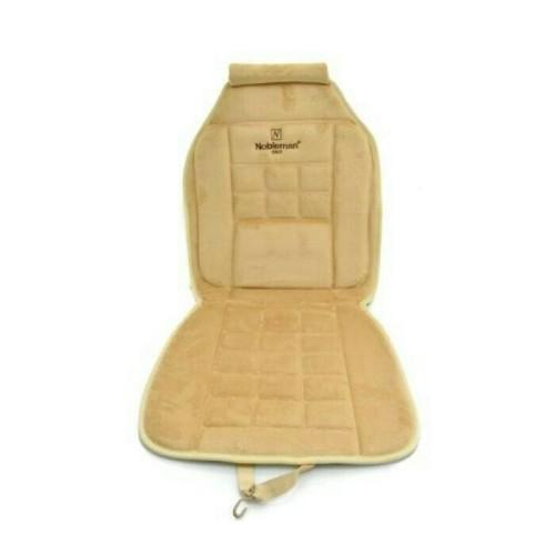 Foto Produk Nobleman Set Cushion / Bantalan Alas Kursi Cover Jok Mobil Original - Hitam dari SM45 Shop