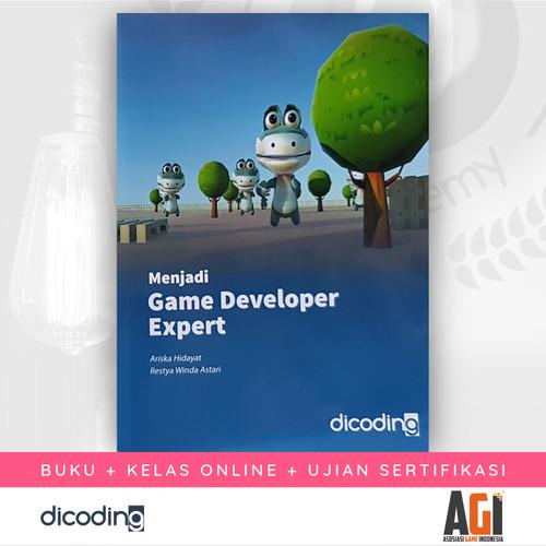 Foto Produk Kelas Academy Online + Buku Menjadi Game Developer Expert - Dicoding dari Dicoding Indonesia